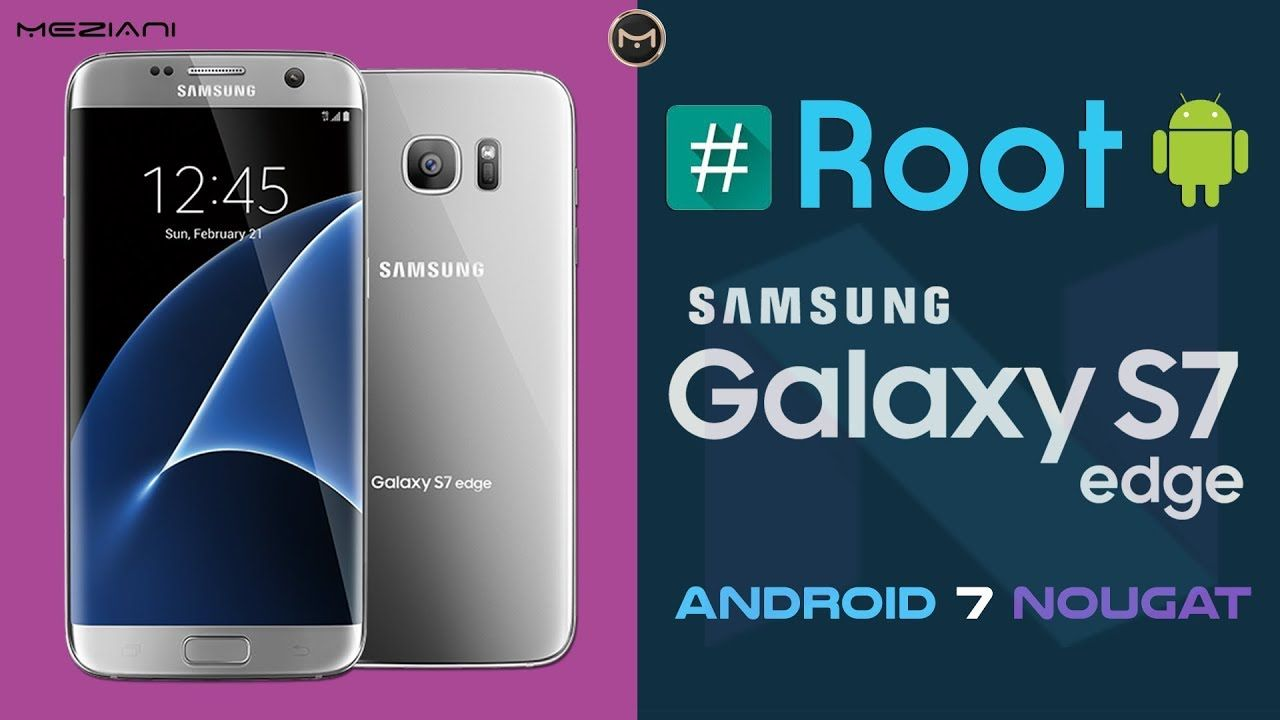 Root And Install Twrp Recovery Samsung S7 Edge Android 7 Nougat