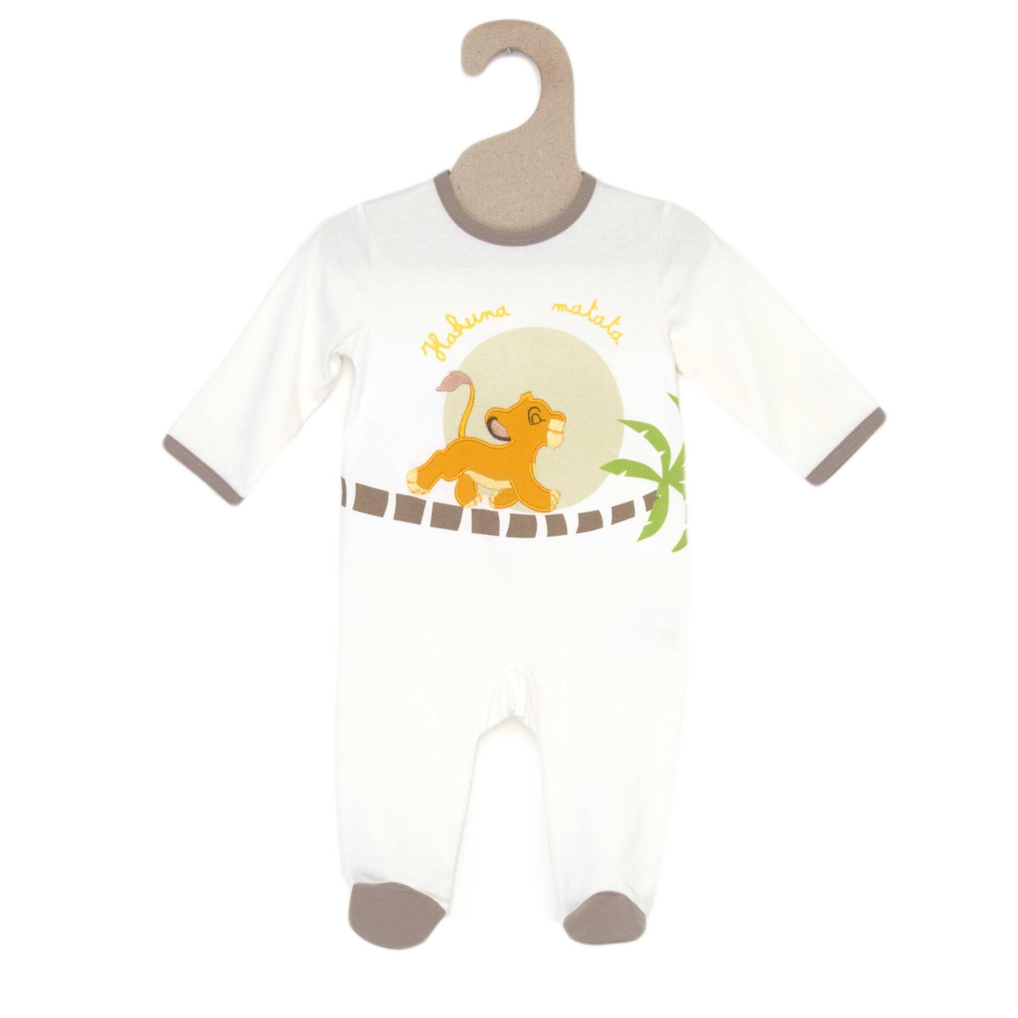 8093fe74c1c60 Pyjama léger  Disney  blanc neige roi lion Bébé fille