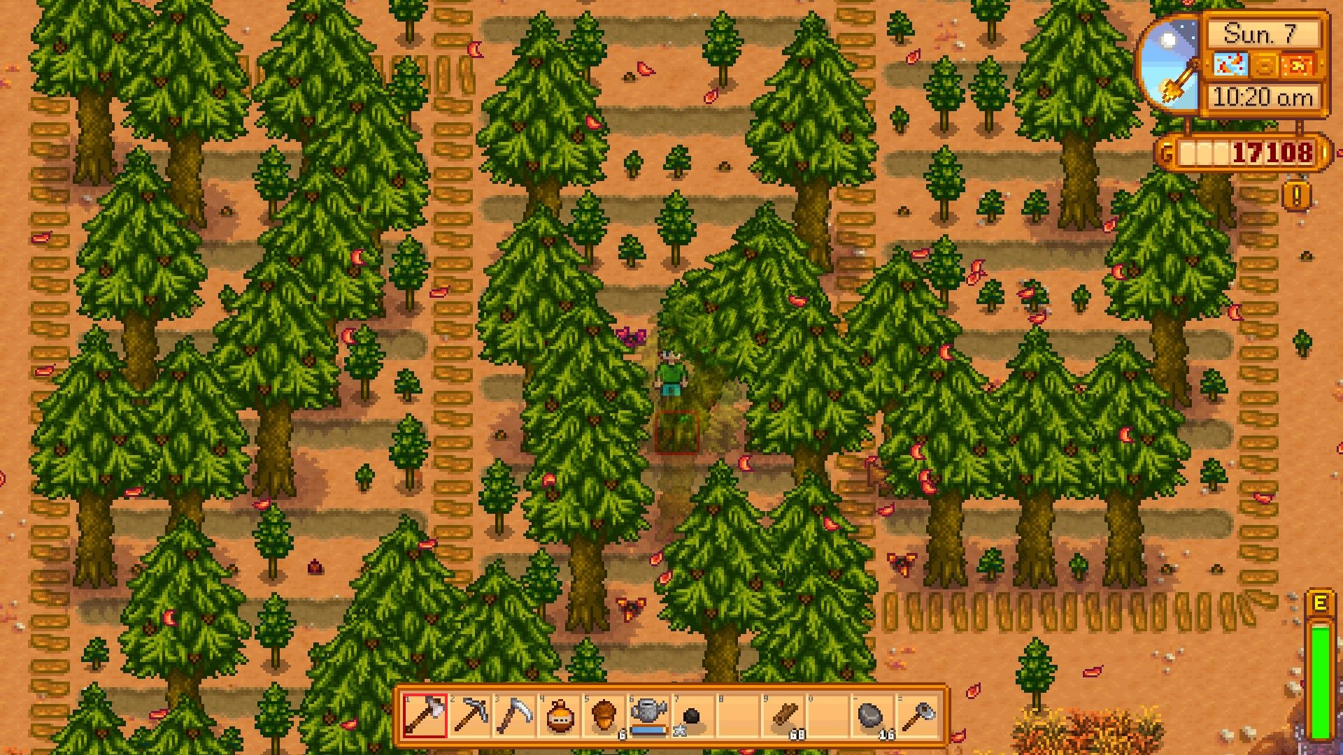 Steam Community Guide Pines Oaks And Maples Life As A Lumberjack Oaks Stardew Valley Valley Game