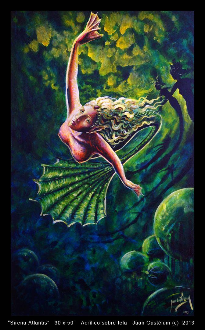 Sirena Atlantis\
