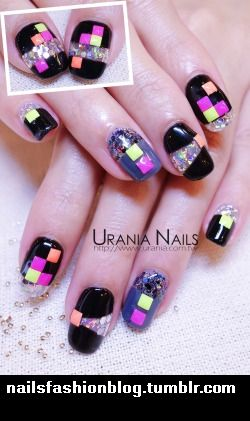 for more nails art and manicure pictures, go to:... - Nails Arts Fashion Blog