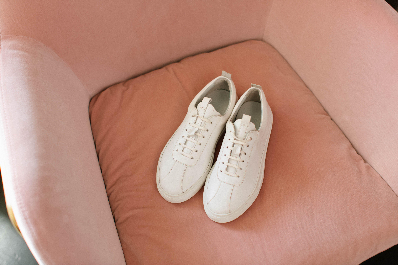 Grenson Sneaker 1 white leather