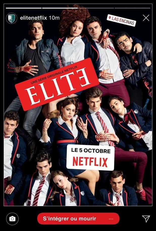 Acteur Elite Saison 3 : acteur, elite, saison, Séries
