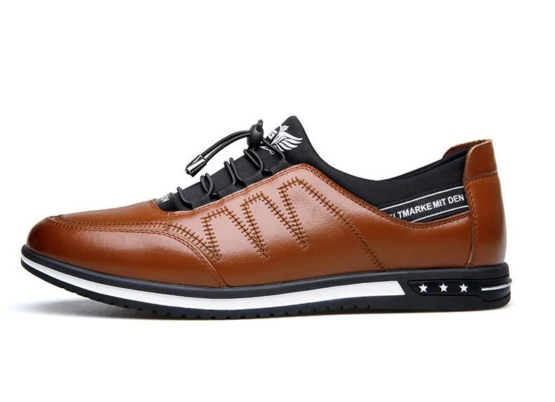 2af6ce7d9 Shoes - 2019 Men's Fashion Casual Leather Shoes   Shoes   Casual ...