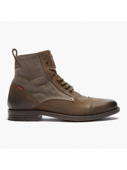 d376a178fce Levi's Emerson Boots - 11.5 | Products in 2019 | Leather lace up ...