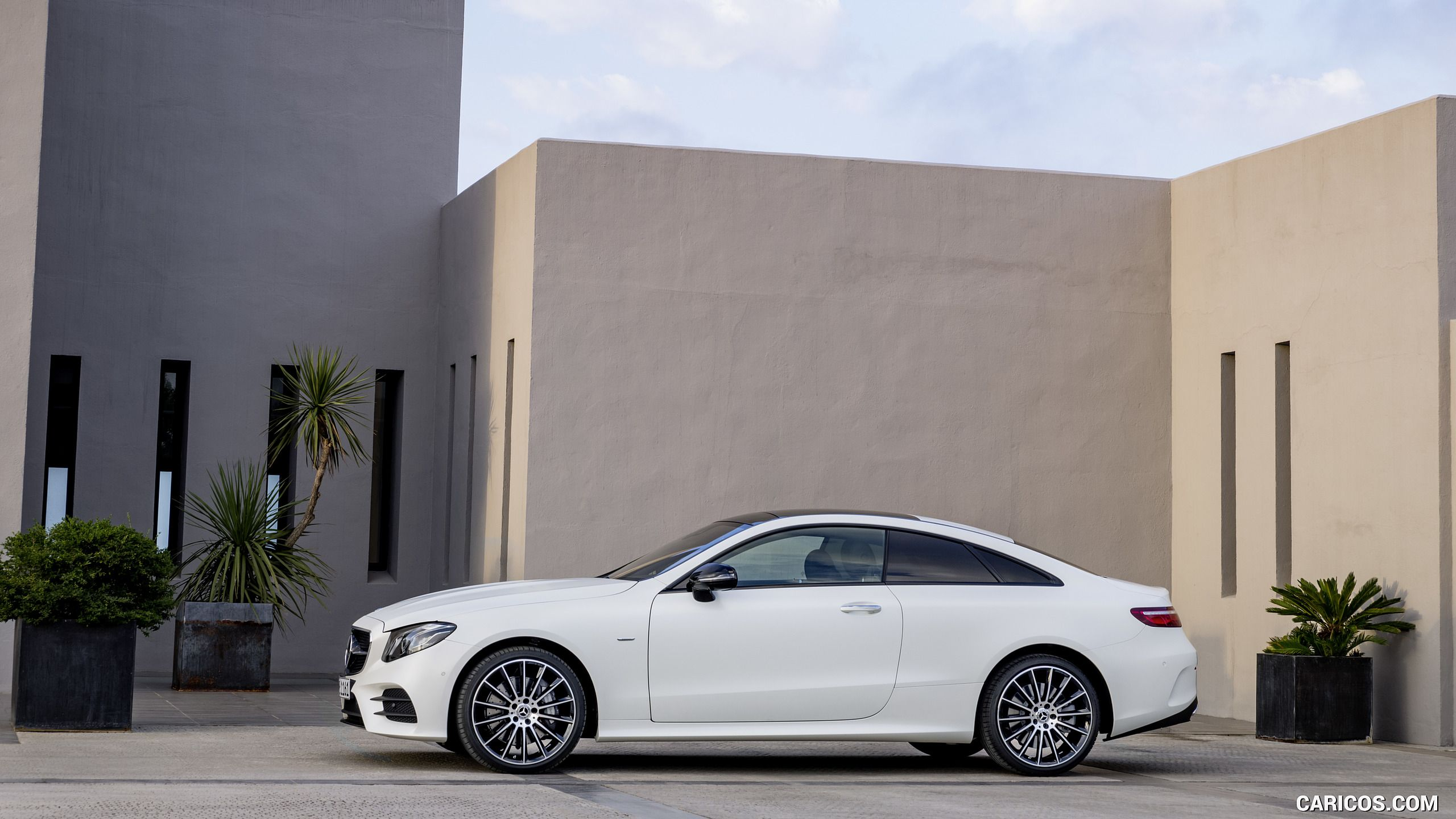2018 Mercedes Benz E Class Coupe Edition 1 Amg Line Night Package Color Designo Kashmir White Magno Side Hd Mercedes Benz E Class Mercedes E Class Coupe