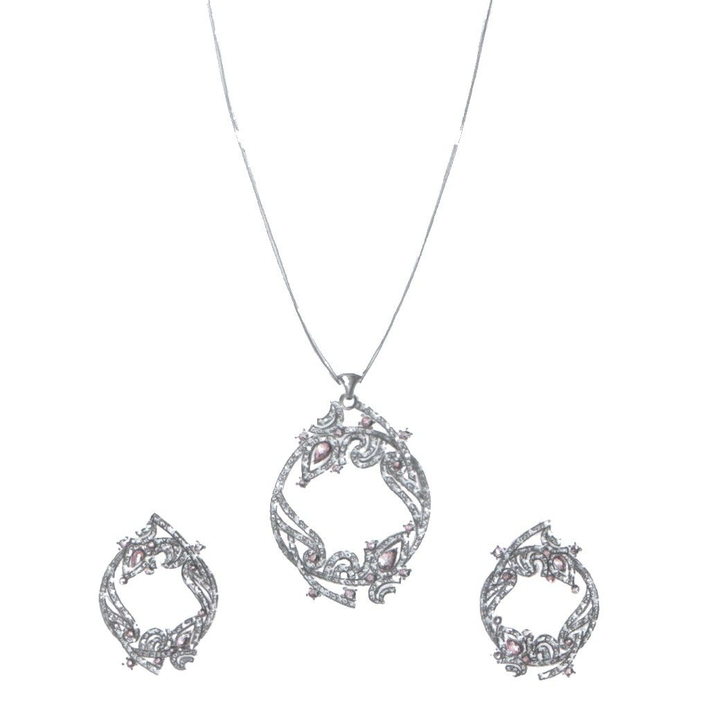 The circle of love pendant set diamondpendants pendants