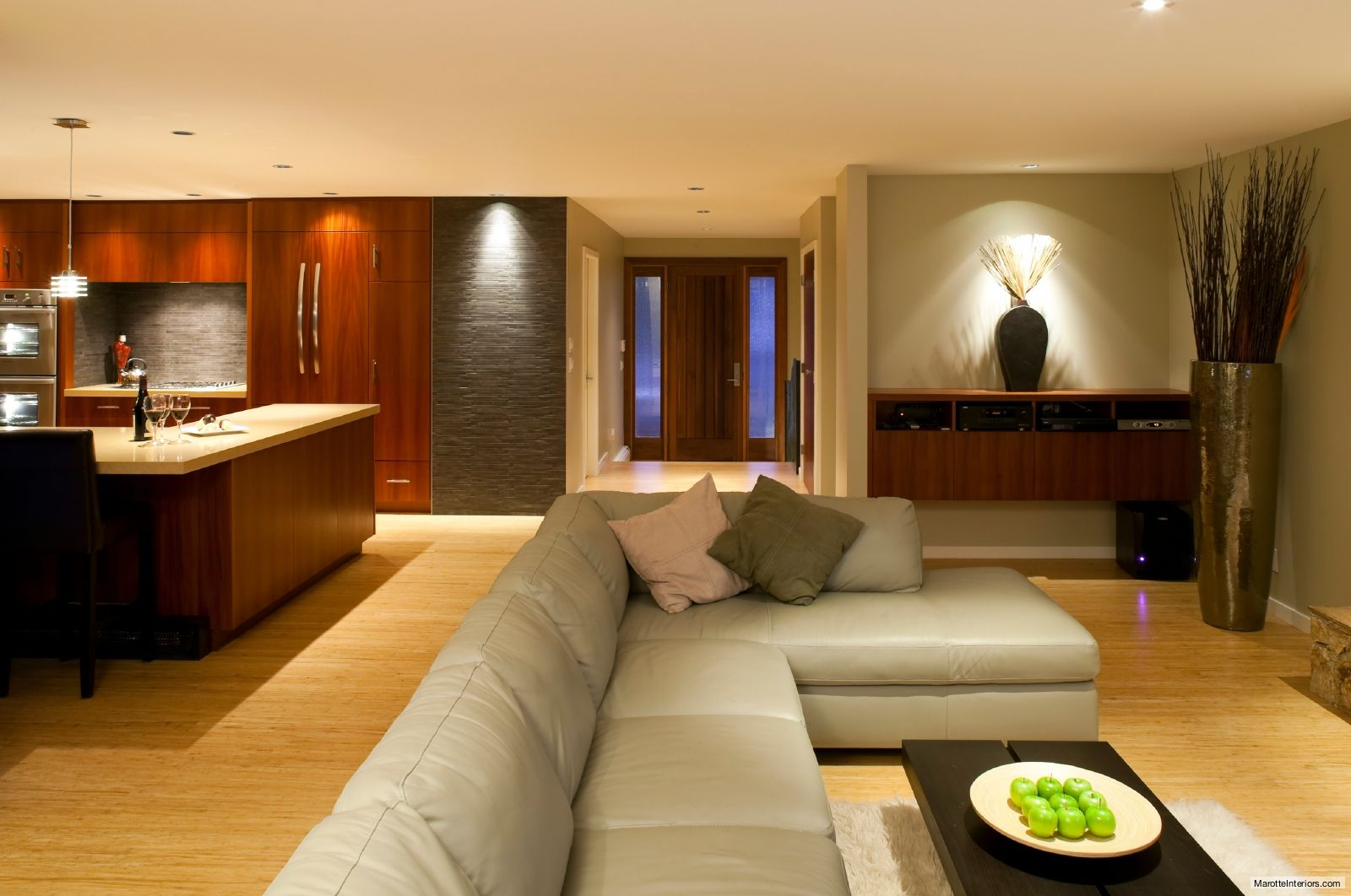 interior design for living room and kitchen - 1000+ images about Living oom on Pinterest Open living rooms ...