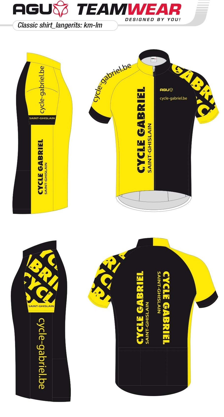Cycling shirt design your own - Design Your Own Cycling Jersey By Agu Customized Cycling Apparel Designed For Cycle