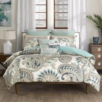 Bridgnorth Reversible Comforter Set Comforter Sets