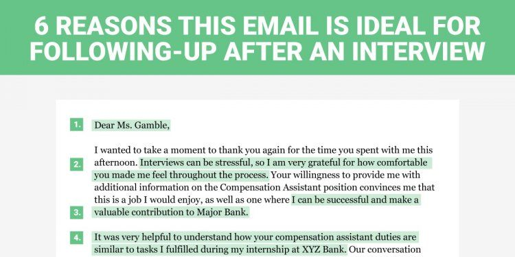 6 reasons this is the perfect thank-you letter to send after a job - internship thank you letter