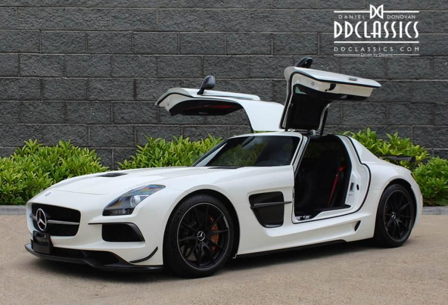 Mercedes SLS AMG Black Series LHD Black series, Mercedes