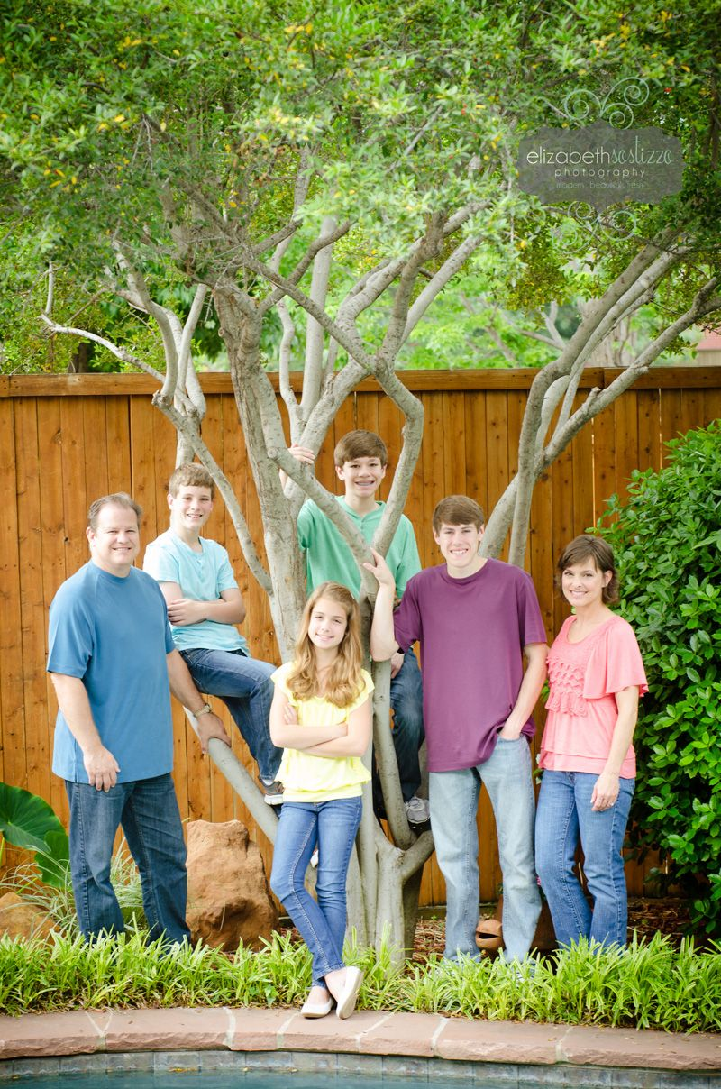 Relaxed family portrait posing around tree. Great for backyard ... on sloped yard ideas, back patio ideas, family deck ideas, family spas, dining room ideas, landscape property line ideas, family great room ideas, family laundry ideas, family design ideas, family flooring ideas, family gardening ideas, family house ideas, family car ideas, family entry ideas, family garage ideas, family travel ideas, family farm ideas, family bed ideas, family parties ideas, family foyer ideas,
