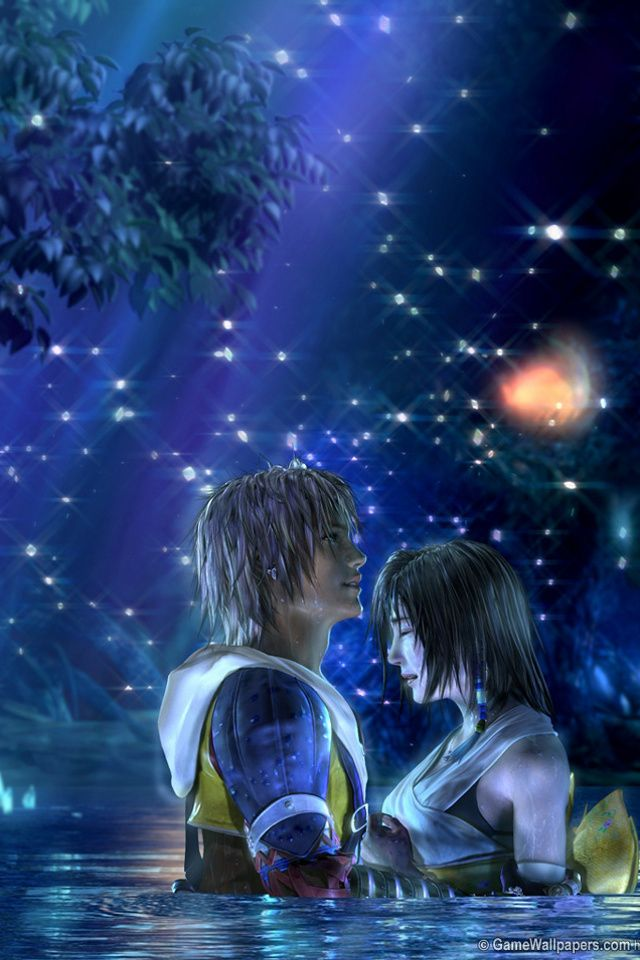 Final Fantasy Wallpaper Iphone Wallpapersafari Final Fantasy X
