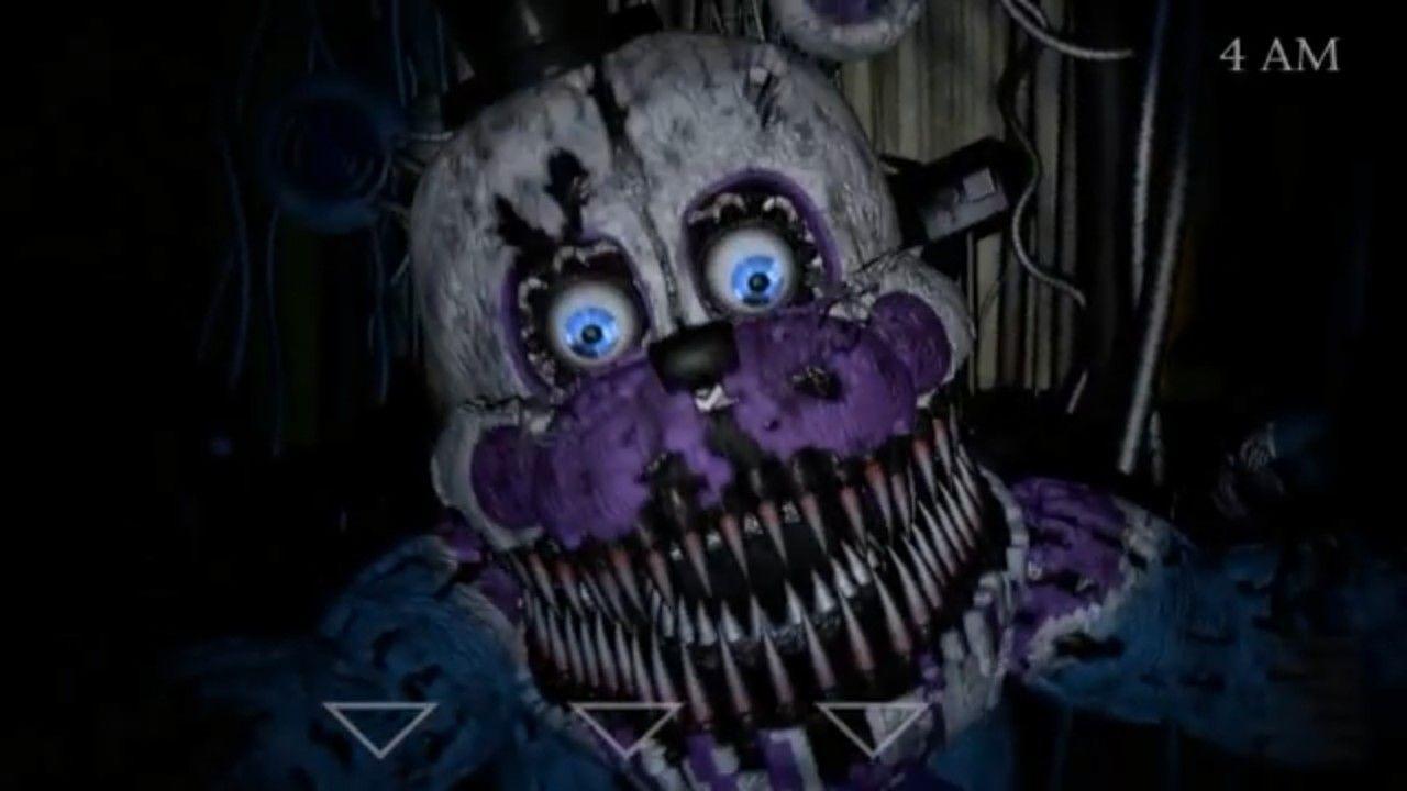 Baby S Nightmare Circus Nightmare Funtime Freddy Fnaf Characters Fnaf Baby Nightmare