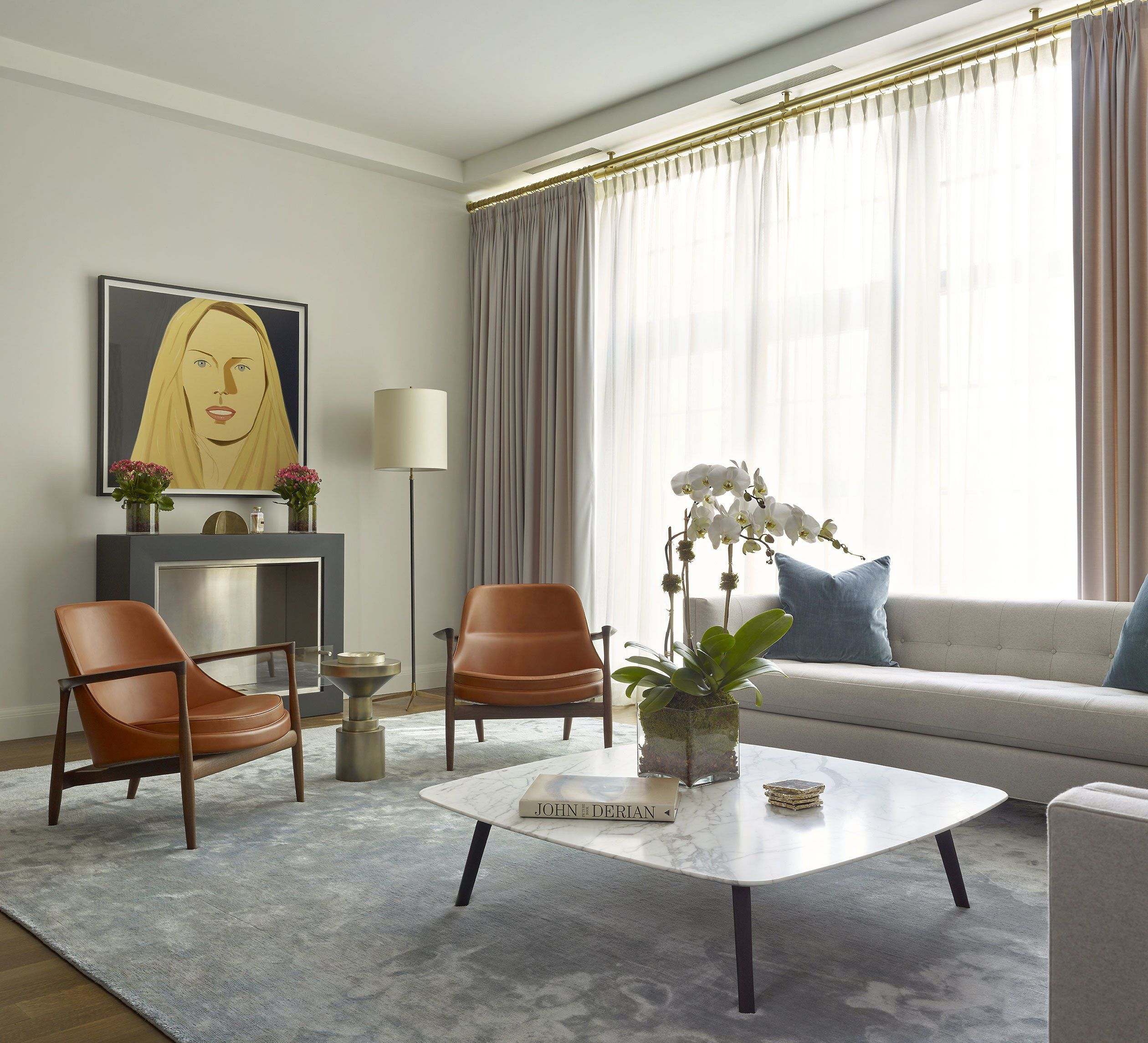 Apartment Wallpaper: This Manhattan Apartment Will Make You Fall In Love With