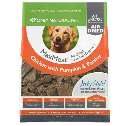 Only Natural Pet Maxmeat Air Dried Dog Chicken 2 Lbs Remarkable