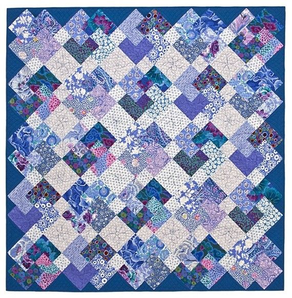Simple Tricks Quilt Pattern by lnownes on Etsy | quilt inspiration ... : quilt patterns squares only - Adamdwight.com