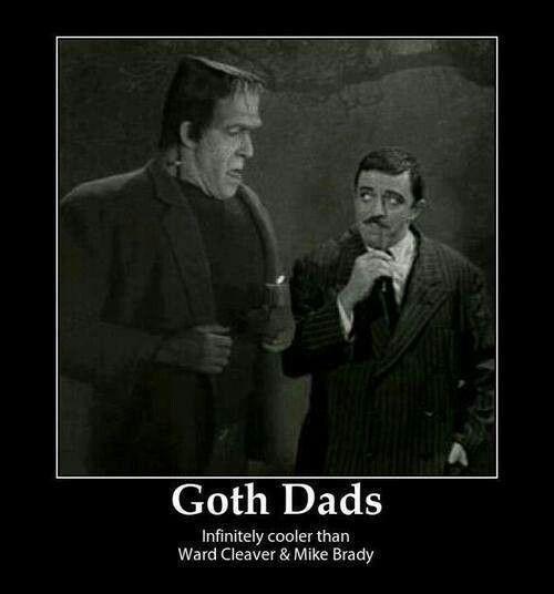 Goth Dads