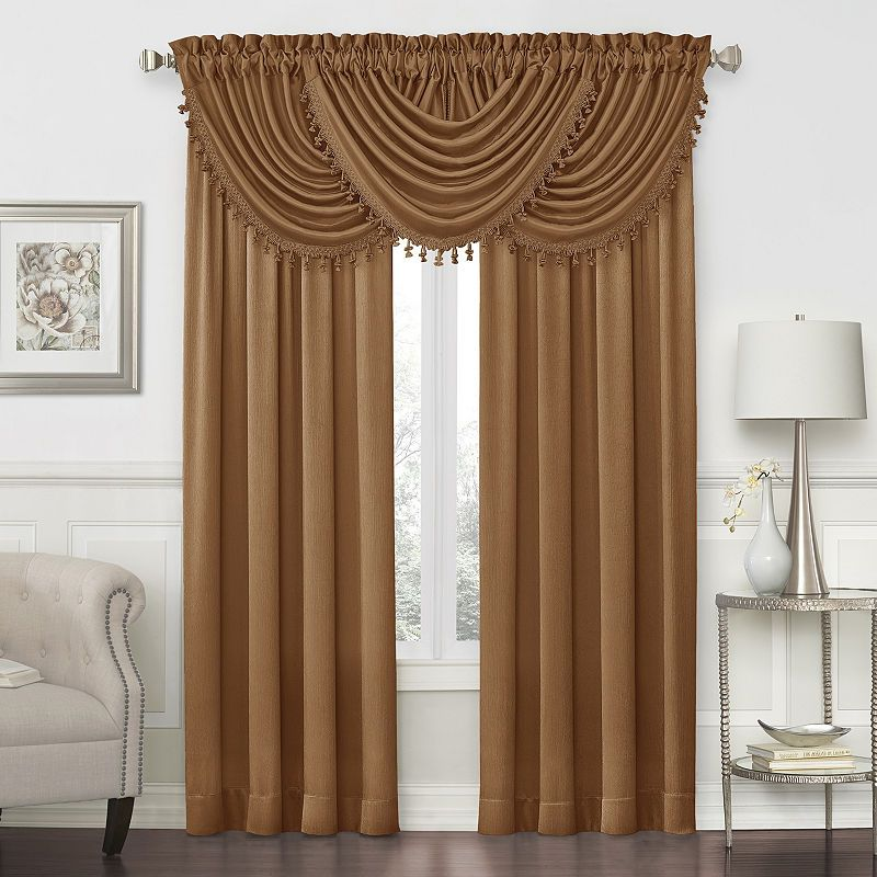 Jcpenney Home Rod Pocket Waterfall Valance Waterfall Valance Home Affordable Home Decor