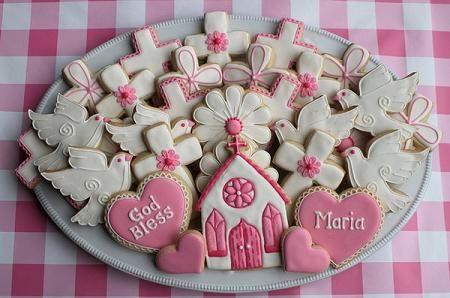 recuerdos de primera comunion galletas