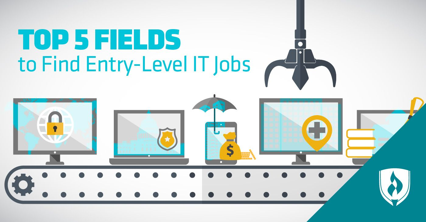Entry level it fields entry level job entry