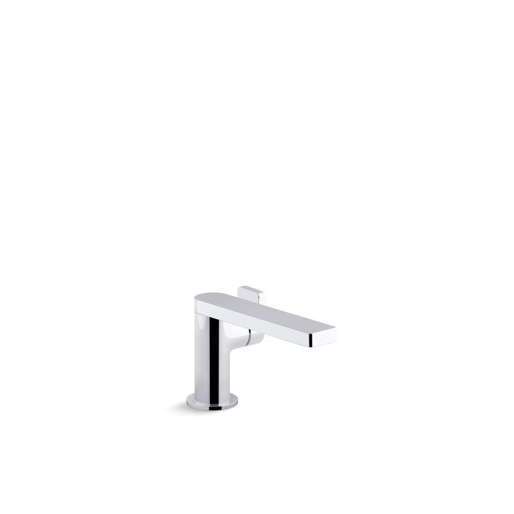 Photo of Compound single-lever basin tap with lever handle, Kohler