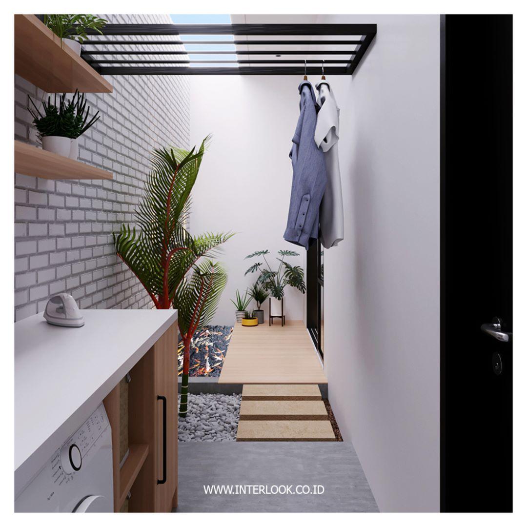 Halaman Belakang Rumah Dapat Kalian Manfaatkan Secara Menyeluruh Loh Goodlookers Laundry Area Hingga Space Khusus Ya Rumah Ide Dekorasi Rumah Perbaikan Rumah