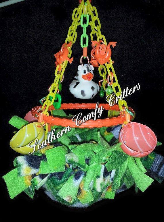 Sugar Glider Play Pod