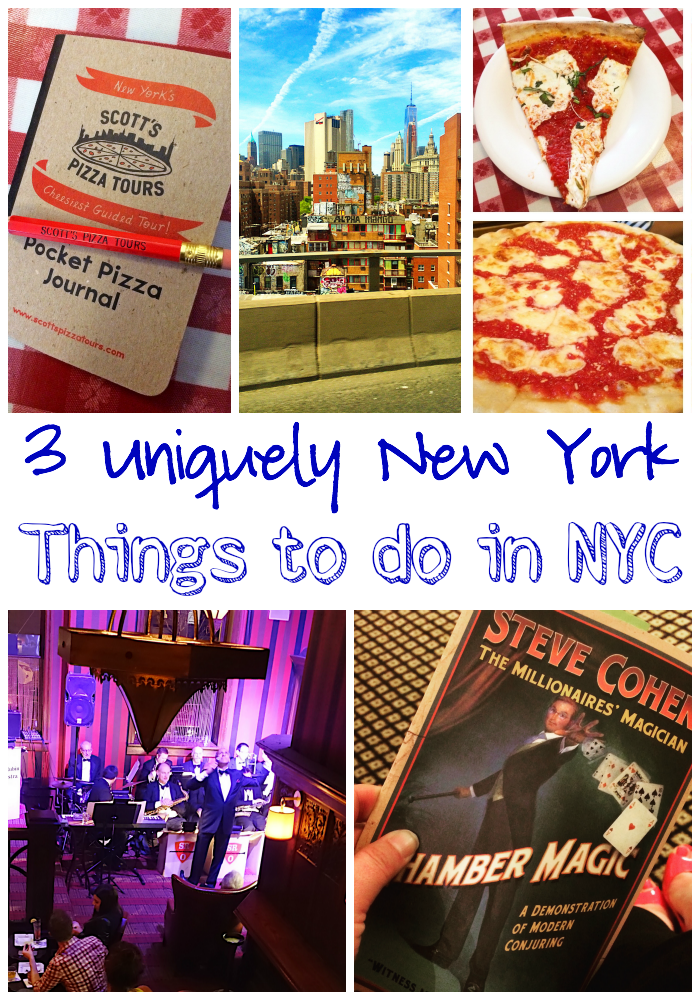 3 Uniquely New York Things To Do In NYC