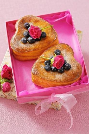 A romantic recipe for Valentine's Day
