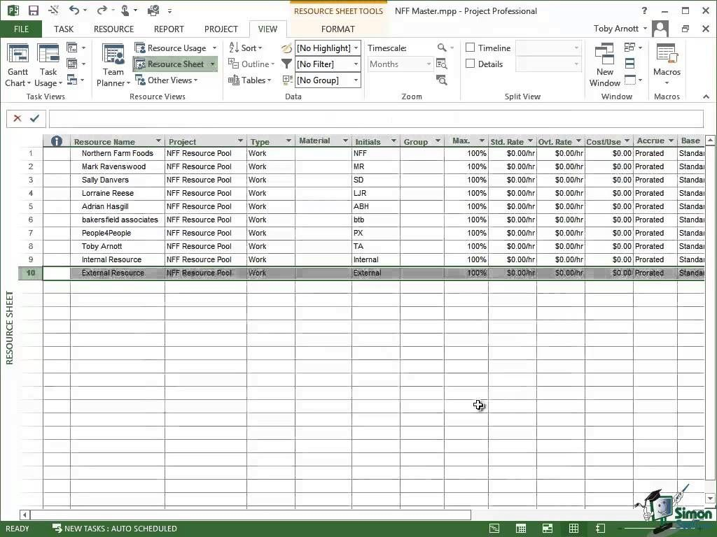 Microsoft project 2013 tutorial budget costs and budgeting microsoft project 2013 tutorial budget costs and budgeting baditri Choice Image