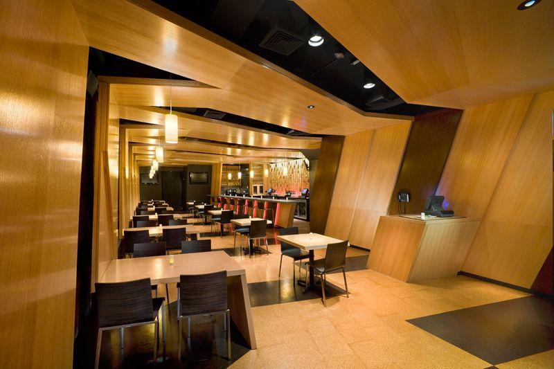 Stix Restaurant Boston Massachusetts 3SIX0 Architecture Design