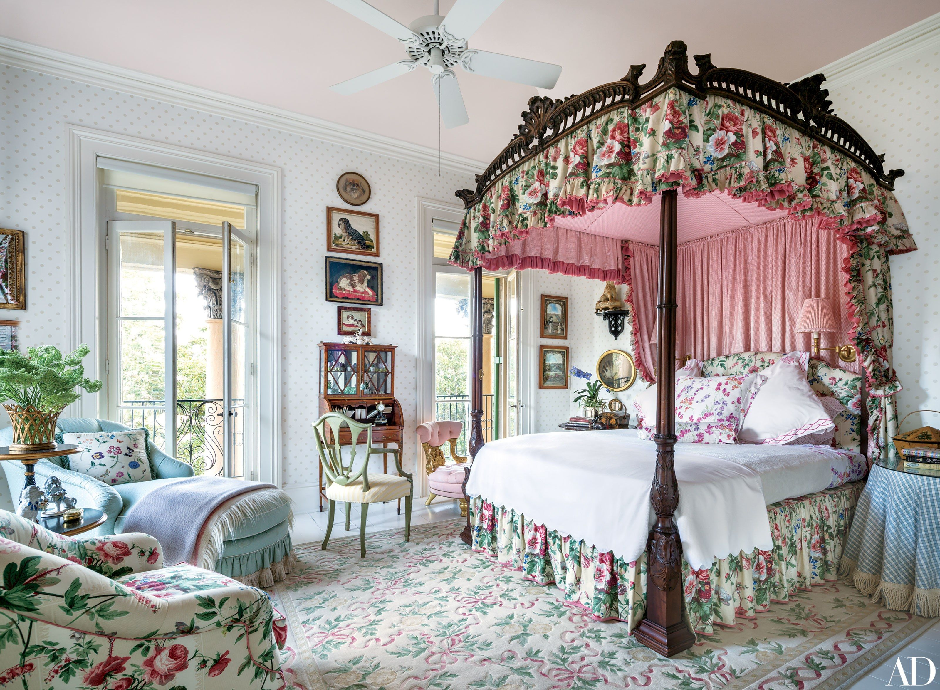 Socialite Patricia Altschul s 1850s South Carolina Mansion s