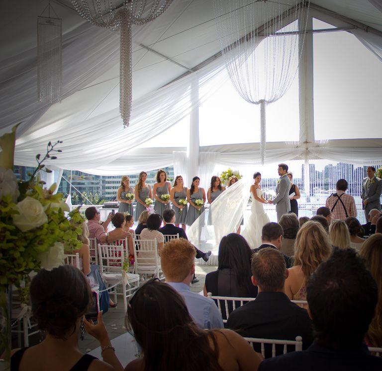 Vancouver Wedding Venue Science World