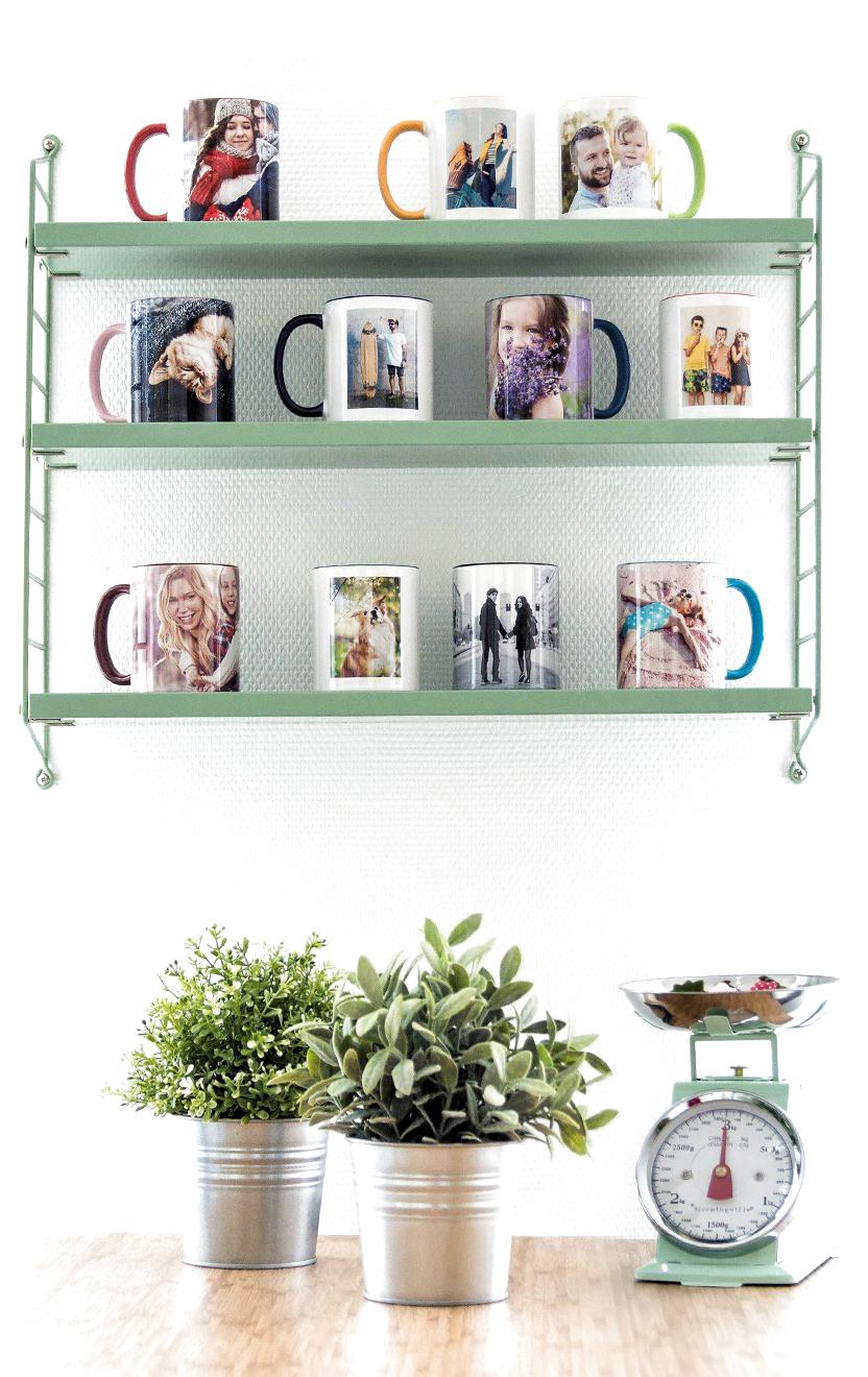 So schön können Tassen mit Deinen Fotos sein. #geschenkidee #tasse #kaffeetasse #idee #wohnen #fototasse #fotogeschenk
