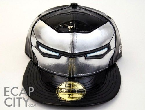 War Machine Fitted hat New era War Machine Iron Man 5e90032aadb6