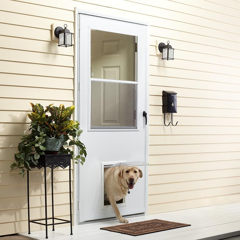 Best Electronic Dog Door Reviews 土間