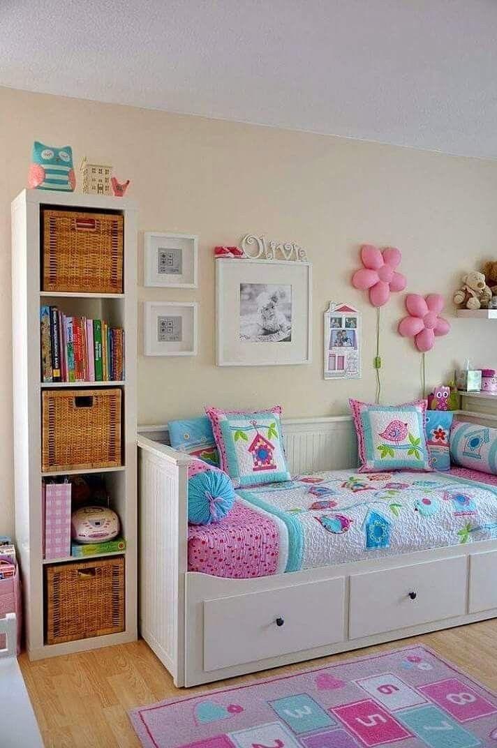 Best Girls Bedroom Colors 9 Yr Old Girl Bedroom Ideas Girlsbedroom Looks Cool Isn T It Girls Bedroom Colors Girls Bedroom Wallpaper Girl Bedroom Decor