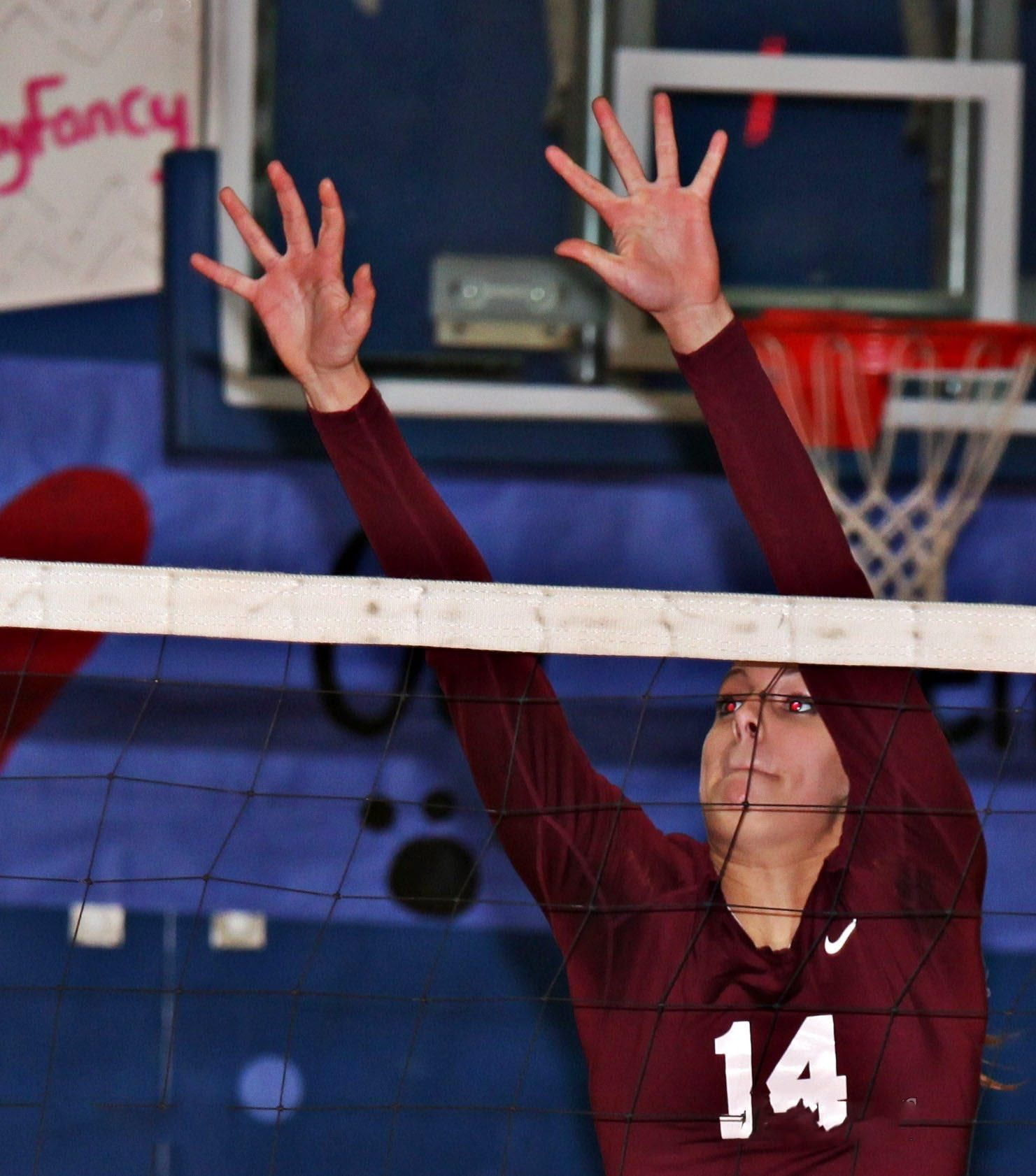 Prep Volleyball Keith S Paige Yoder Commits To Di Buffalo Volleyball News Volleyball Rockford