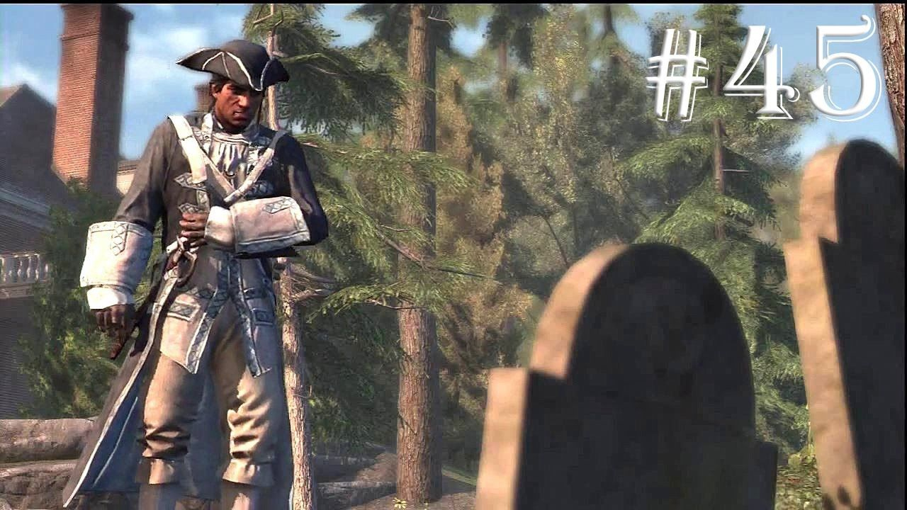 Assassin S Creed Iii Gameplay Part 45 The Sum Of Truth