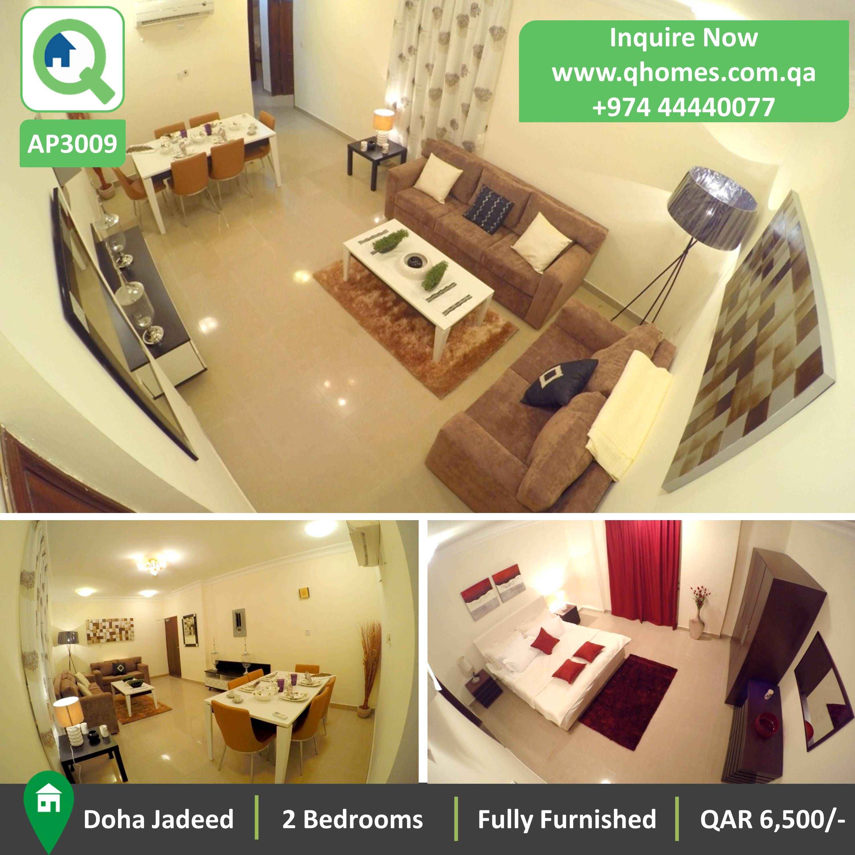 Apartment For Rent In Doha Jadeed Fully Furnished 2 Bedrooms Apartment For Rent In Doha Jadeed At 1 Bedroom Apartment Apartments For Rent Finding Apartments