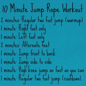 Pin By Samantha Shemer On Me Jump Rope Workout Jump Rope Health