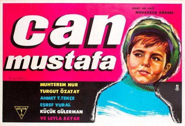 1960 Can Mustafa - Yaralı Kuş - Lobi 2