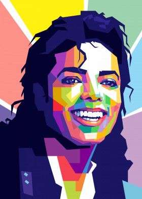 Michael Jackson | Displate thumbnail