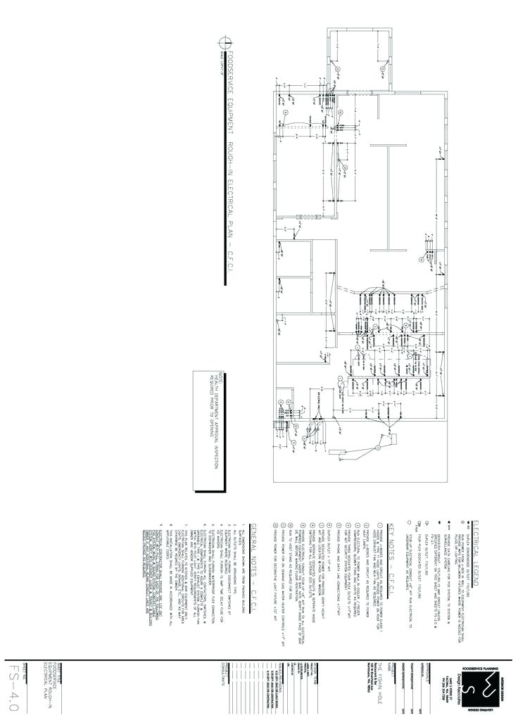 electrical plan for house electrical plan notes wiring