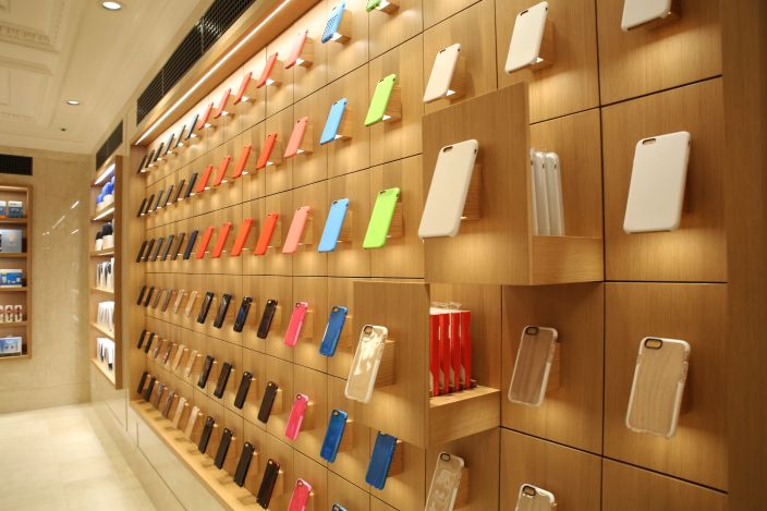 A Look Inside The New Upper East Side Apple Store Mobile