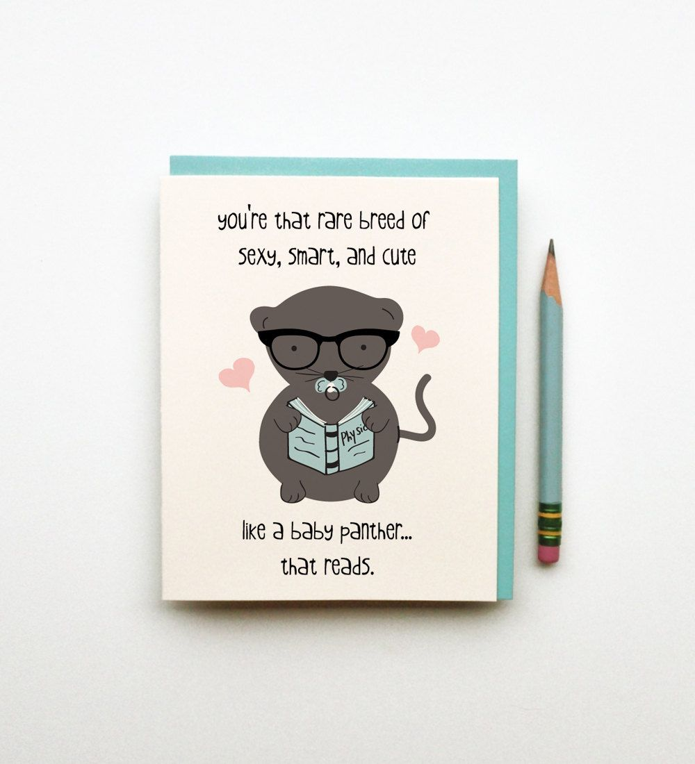 Pin On I Love Panthers: Funny Love Cards, Funny Love