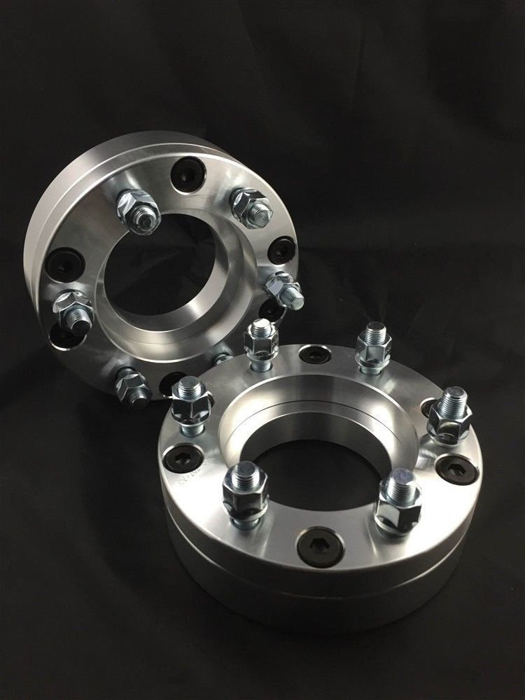 Customadeonly 2 2 Wheel Adapters 5x5 5x127 And 5x135 To 6x139 7 6x5 5 14x1 5 50mm Continue To The Product At The Image Link This Bolt Pattern Wheel 50mm