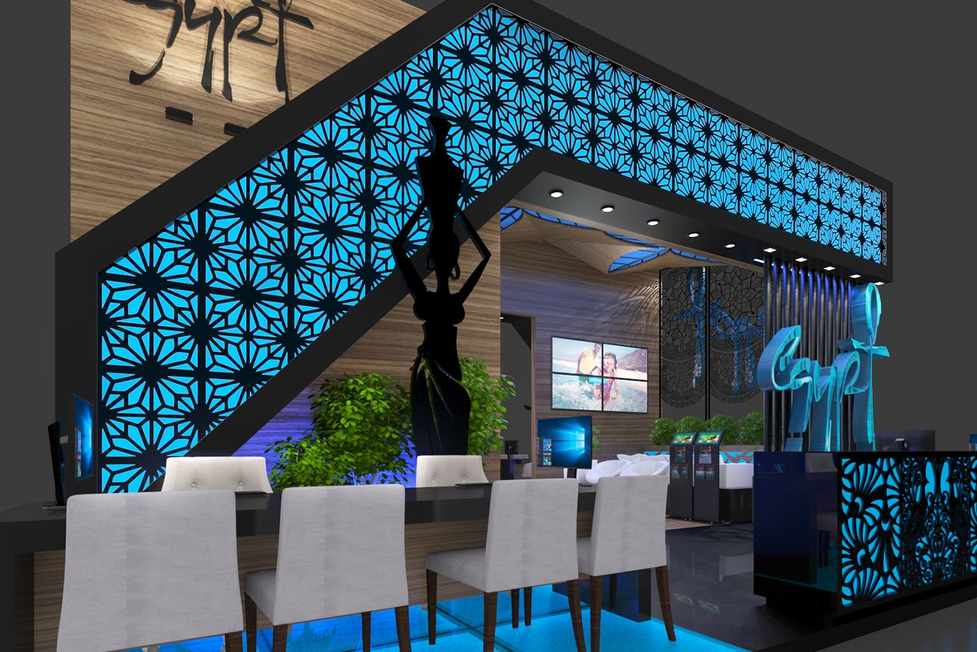 Expo Stand Egitto : Egypt event wtm london 2017 exhibition stand booth design